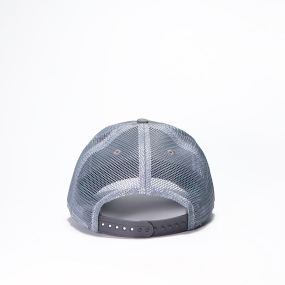 Grey Kids Trucker Cap – Christian Rose 334407b54e4f