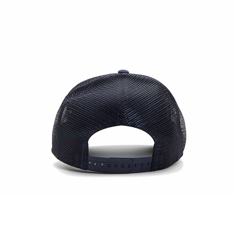 Navy Trucker Cap