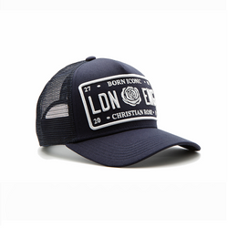 Navy / White Trucker Cap
