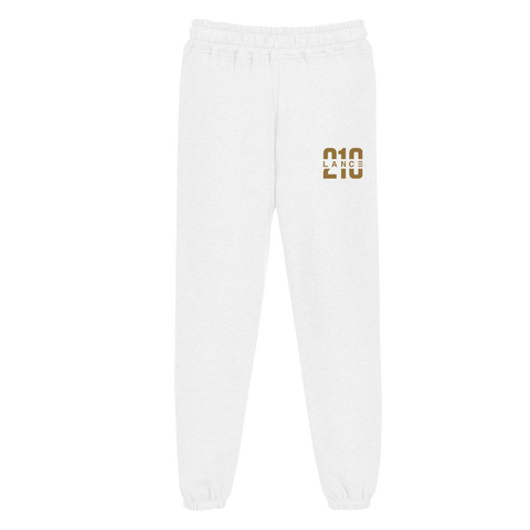 210 White Sweatpants