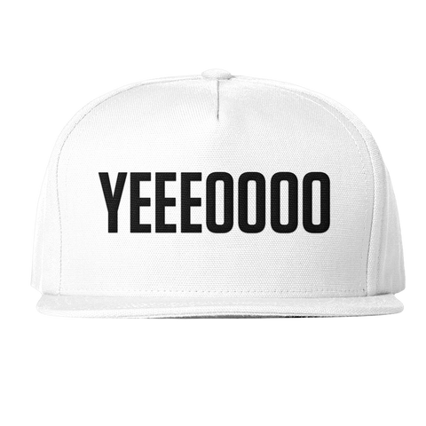 YEEEOOOO Snapback  Lance Stewart Official Lance210 Merch Store - Shop T-shirts, beanies, snapbacks, pop sockets, hoodies and more! As Seen On YouTube, Vine, Instagram, Facebook and Twitter