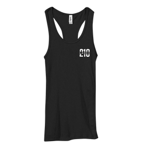 210 Ribbed Tank Top (Black)  Lance Stewart Official Lance210 Merch Store - Shop T-shirts, beanies, snapbacks, pop sockets, hoodies and more! As Seen On YouTube, Vine, Instagram, Facebook and Twitter