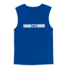 210 Tire Track Muscle Tank (Blue)