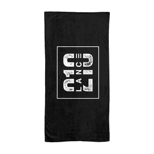 210 Towel (Black)