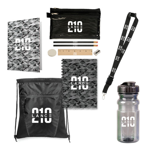 210 Deluxe Back To School Bundle