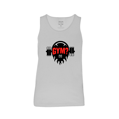 Youth Gym? Tank Top (Grey)