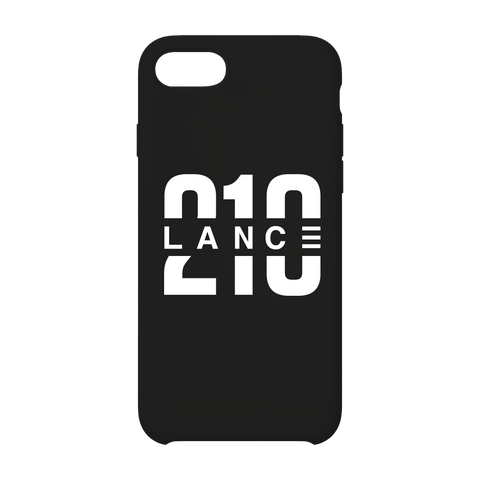 210 iPhone Case (Black)