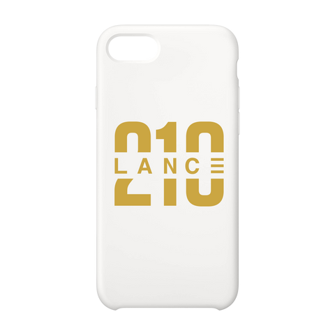 210 iPhone Case (White)  Lance Stewart Official Lance210 Merch Store - Shop T-shirts, beanies, snapbacks, pop sockets, hoodies and more! As Seen On YouTube, Vine, Instagram, Facebook and Twitter