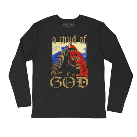 A Child of God Long Sleeve Shirt