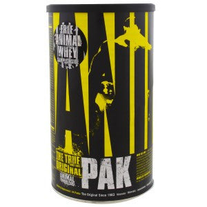 Animal Pak, Training Supplement, 44 Packs