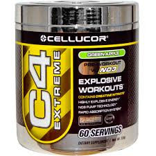 C4 Extreme (60 Servings)