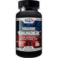 Yellow Thunder™ 60 Tabs