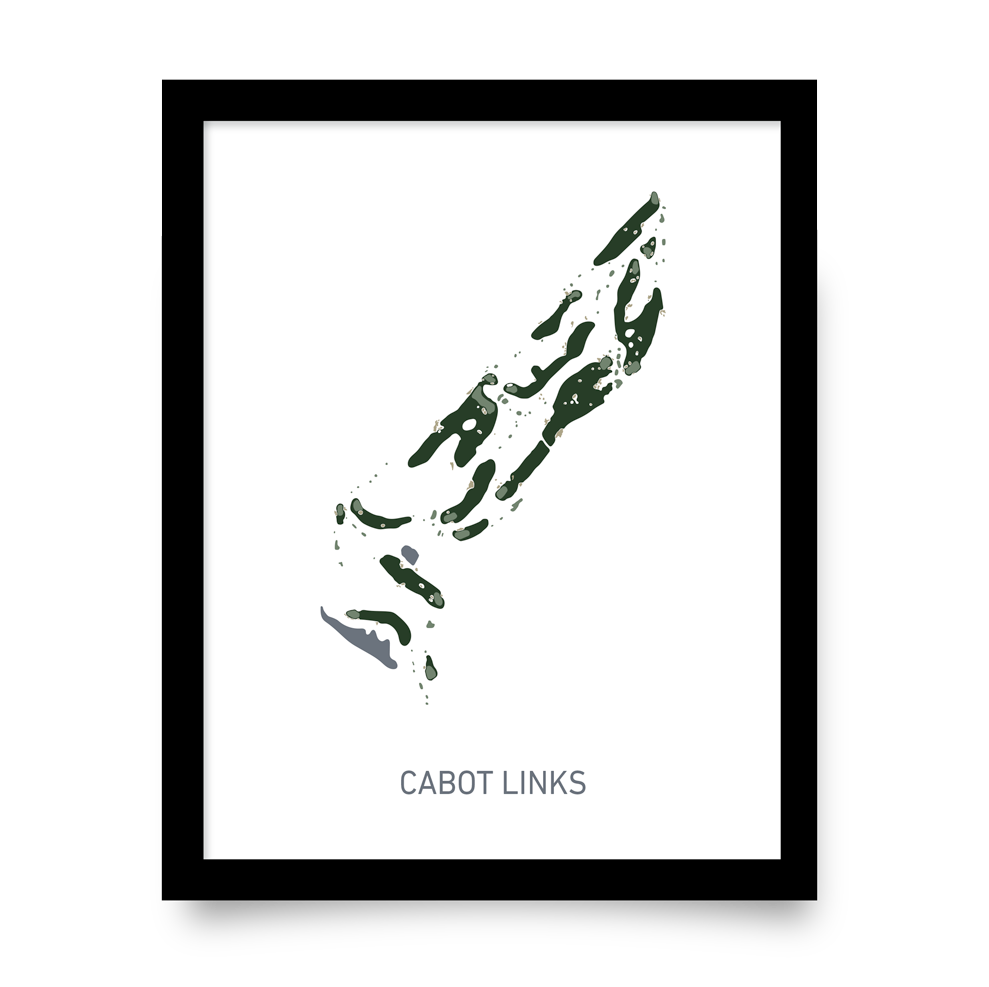 Cabot Links (White)