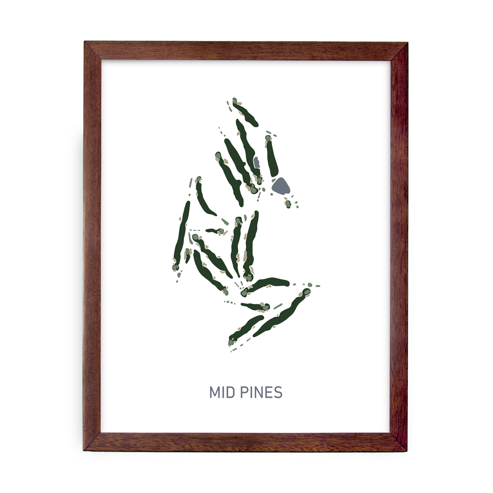 Mid Pines (White)