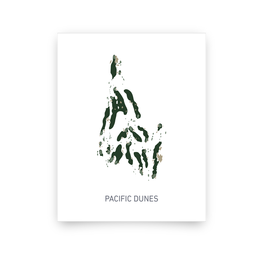 Pacific Dunes (Traditional)