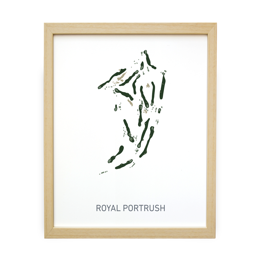 Royal Portrush (White)