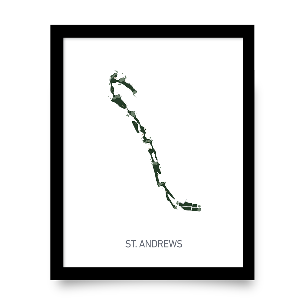 St. Andrews (White)