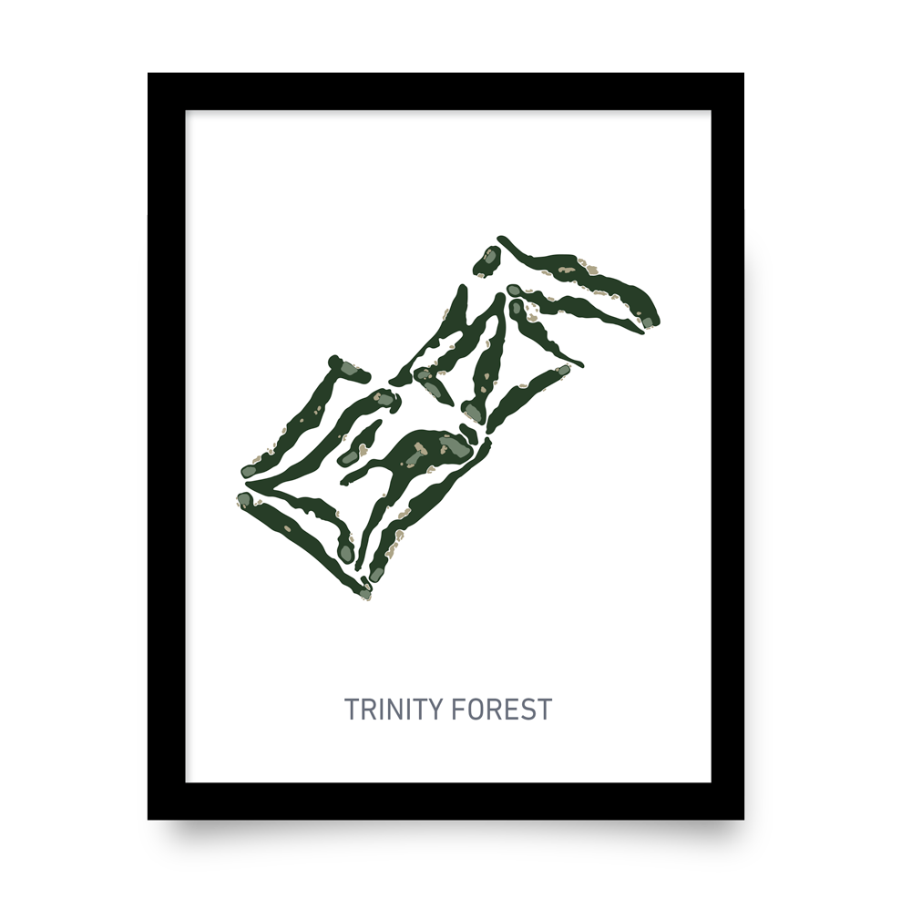 Trinity Forest (White)
