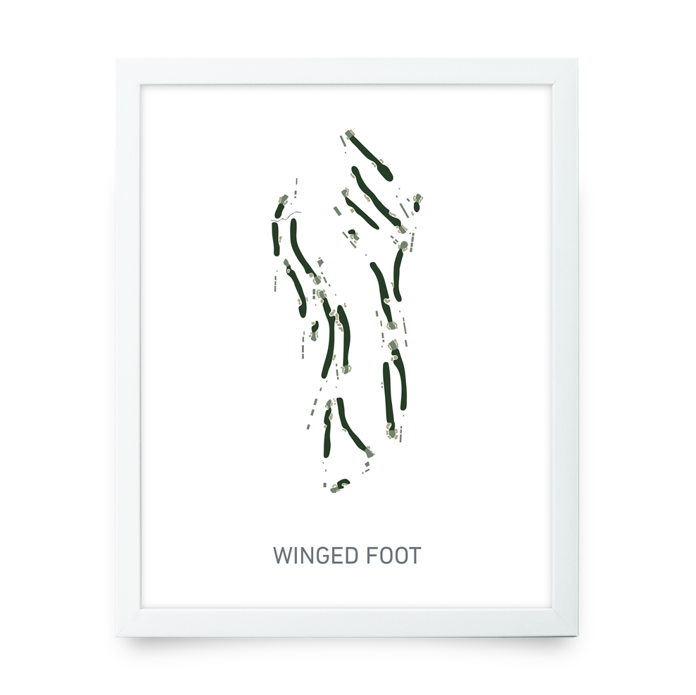 Winged Foot (White)