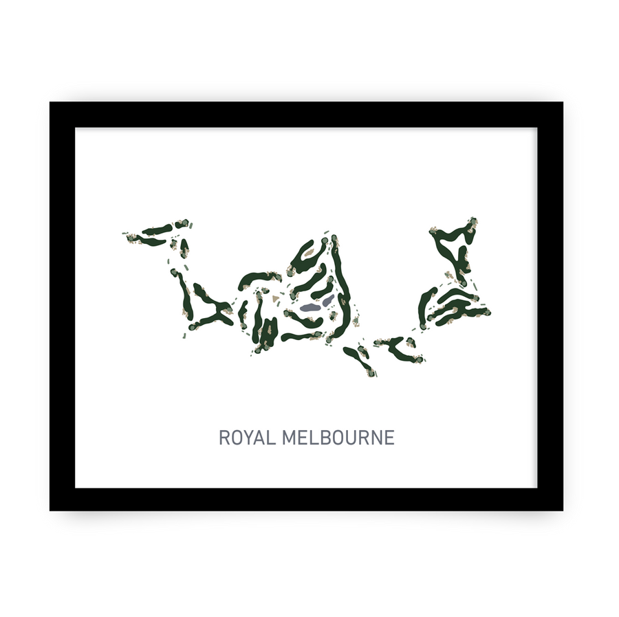 Royal Melbourne (White)