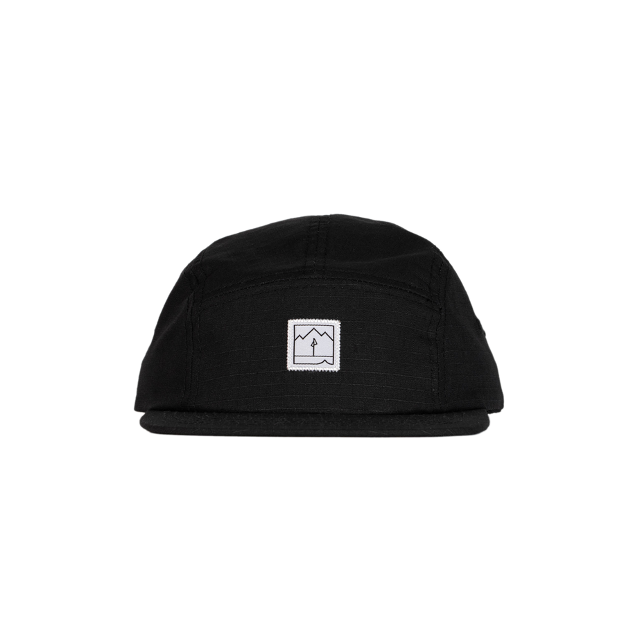 Landmark Camp Hat (Black)