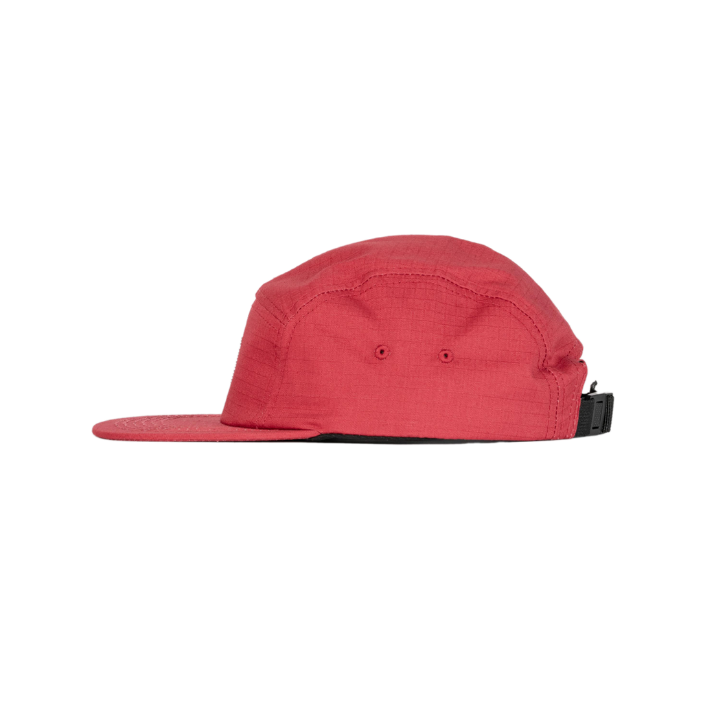 Landmark Camp Hat (Burgundy)