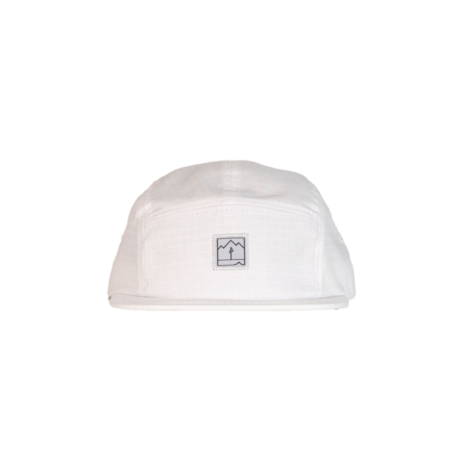 Landmark Camp Hat (White)