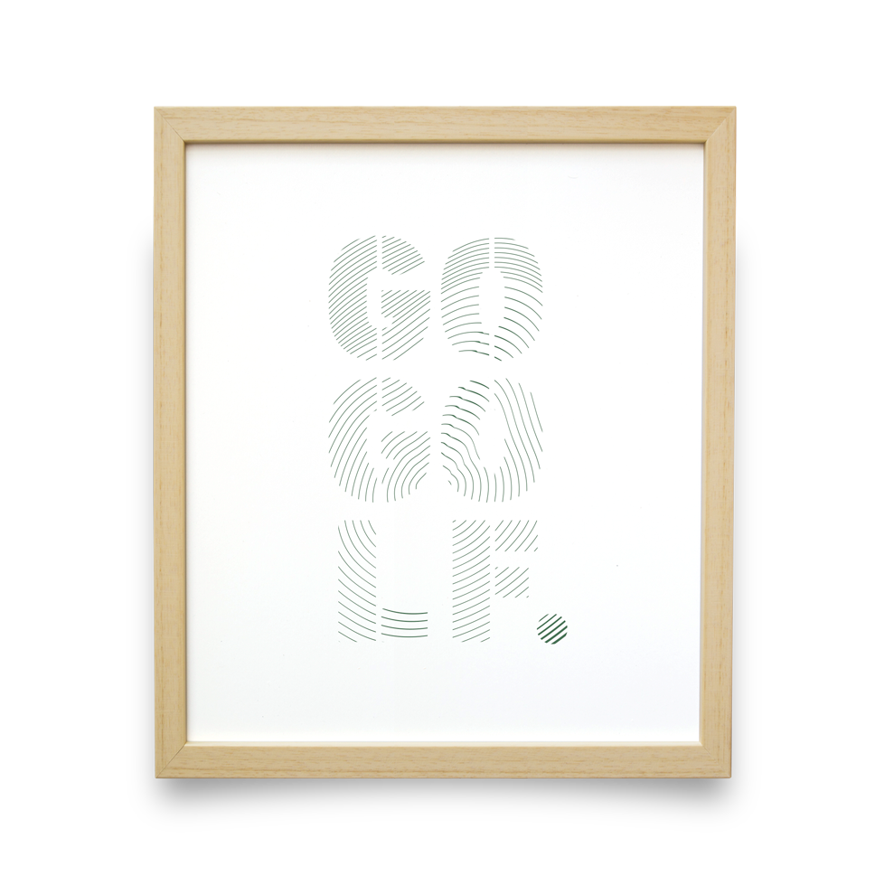 Go Golf (White)