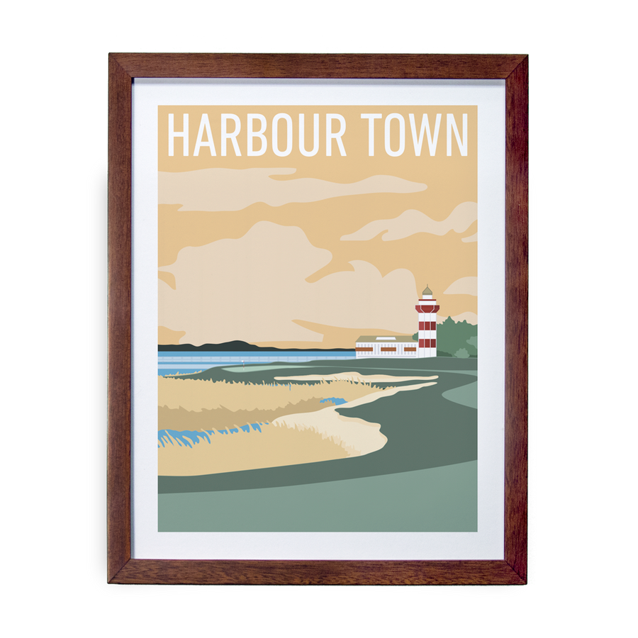 Harbour Town (Illustration)
