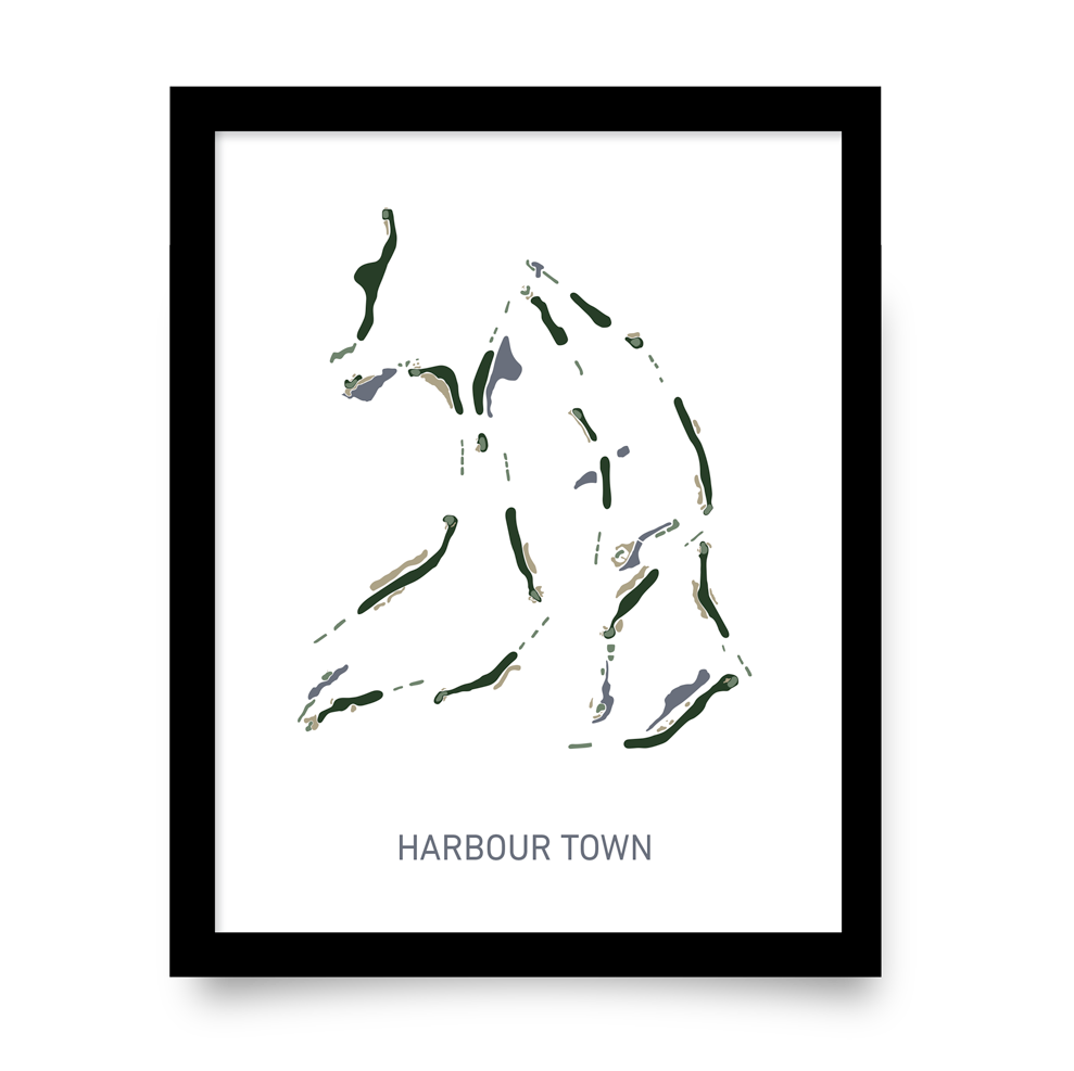 Harbour Town (White)