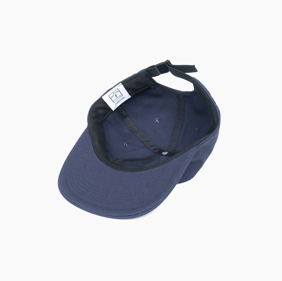 L+L Navy Hat (inside)