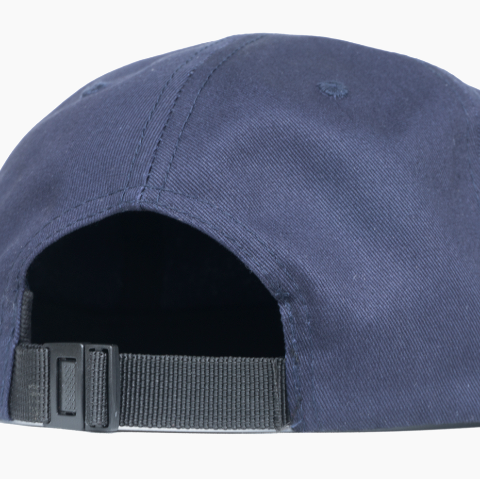 L+L Navy Hat (back detail)