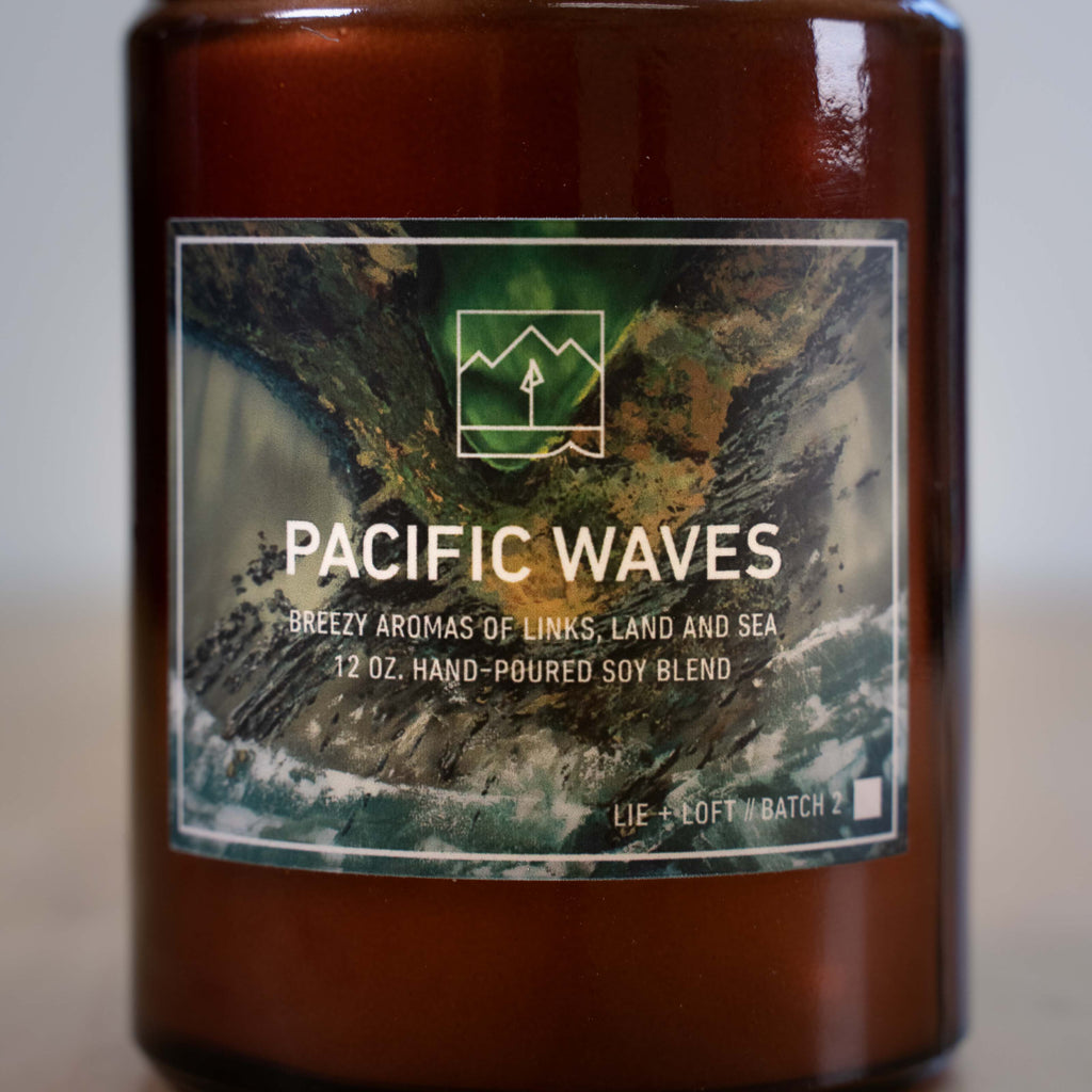 Pacific Waves Candle
