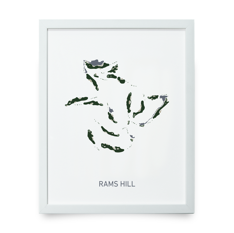 Rams Hill (White)