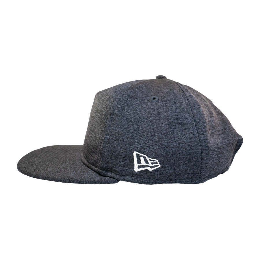 Landmark New Era Golfer Hat (Charcoal Heather)