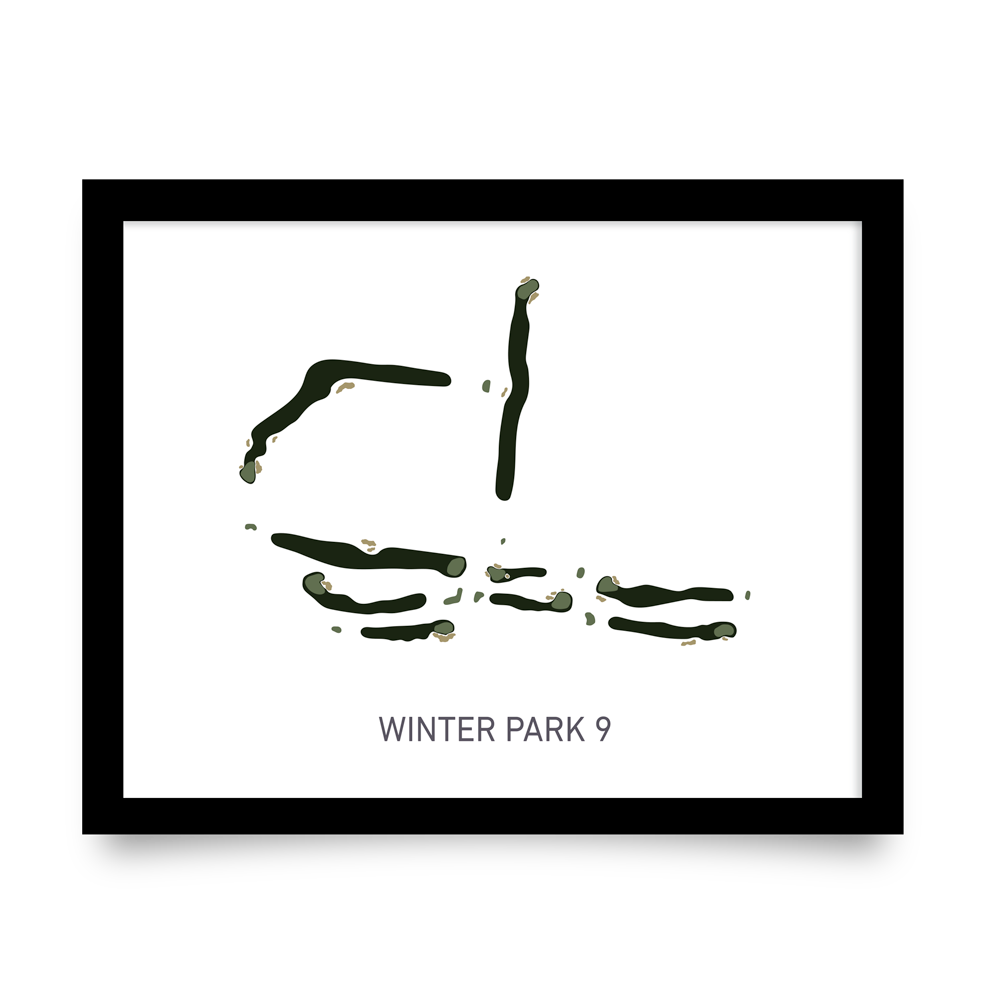 Winter Park 9 (White)