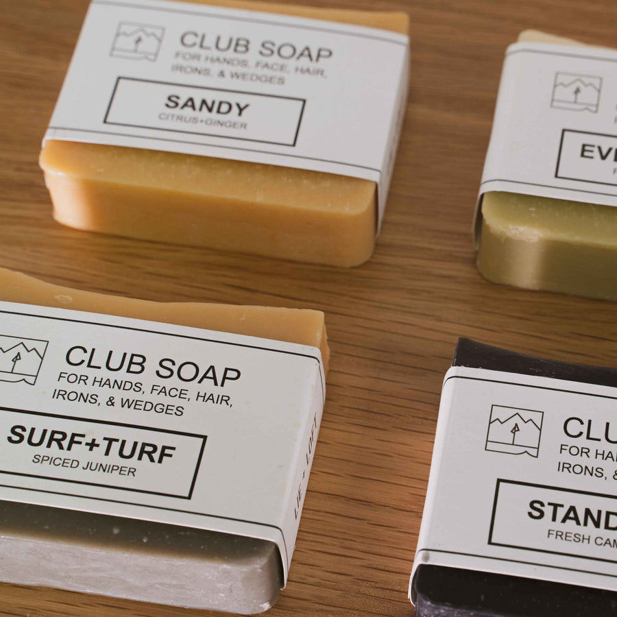 Mystery 2 pack - Club Soap
