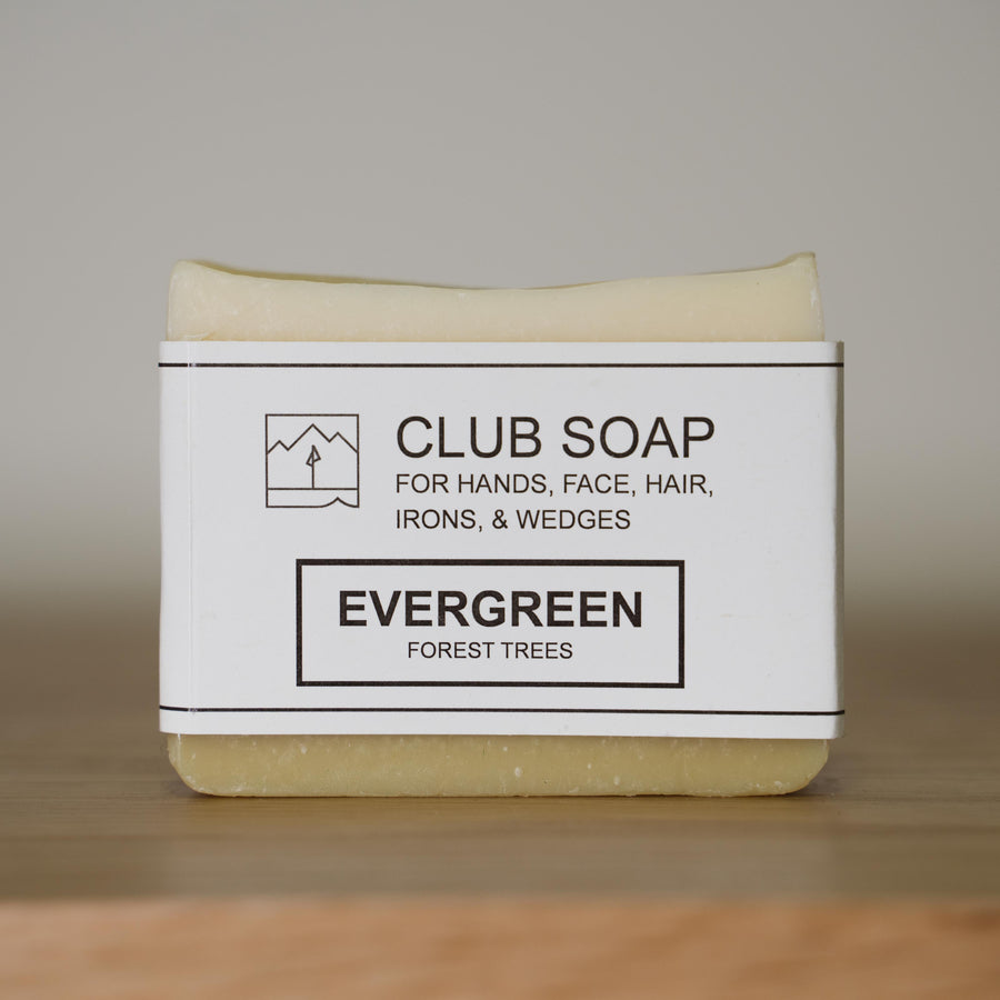 Evergreen Club Soap