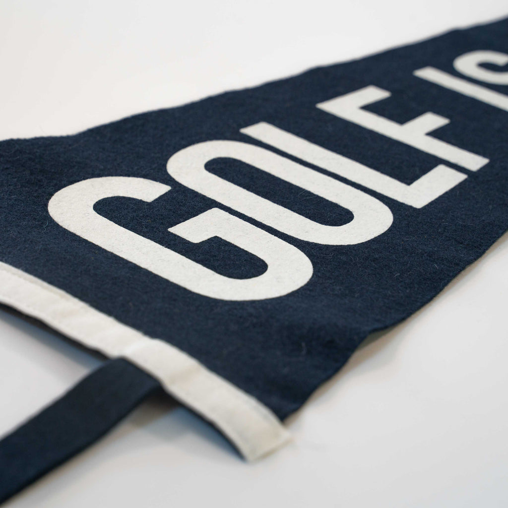 Golf is Home (Navy)