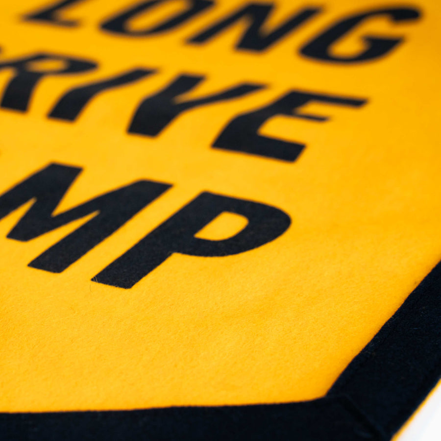 Long Drive Champ Banner