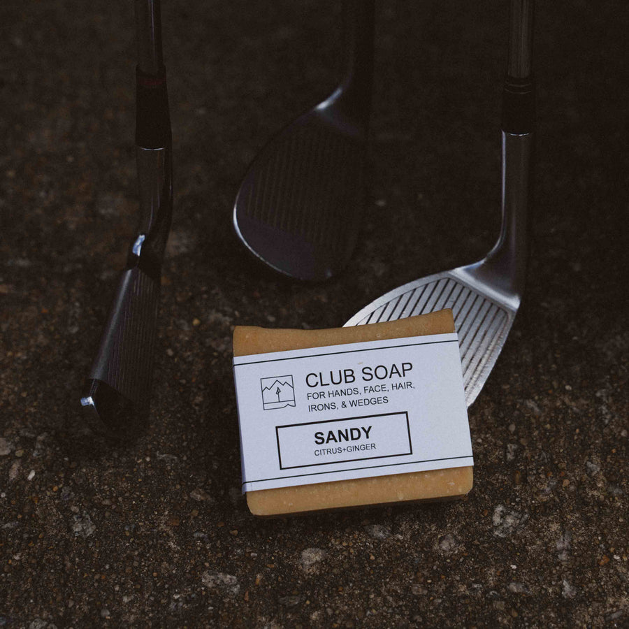 Sandy Club Soap