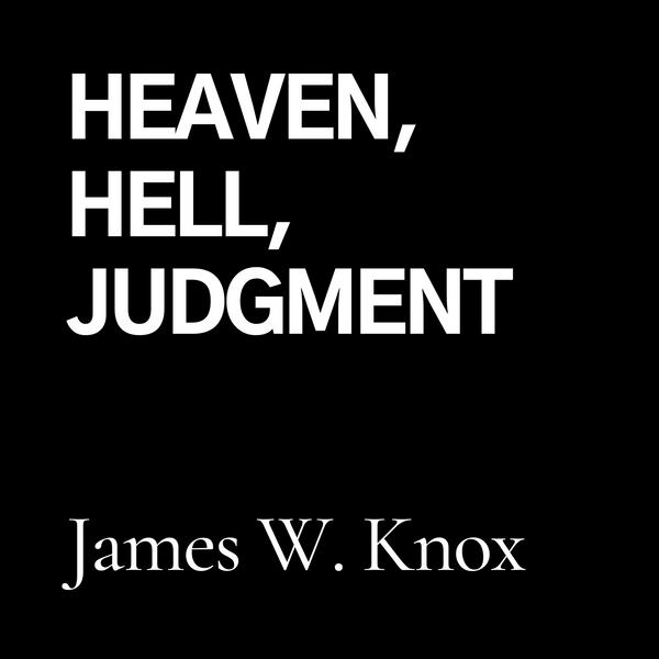 Heaven, Hell, Judgment (CD)