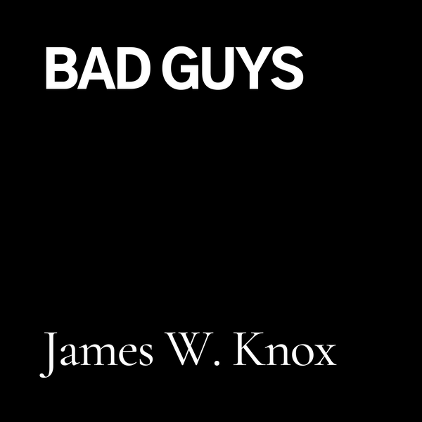 Bad Guys (CD)