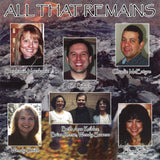 All That Remains (MP3 Download) - Full Album/Individual Tracks