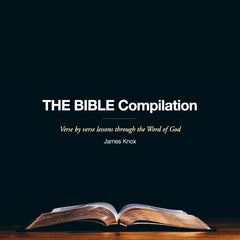 The Bible Compilation - All 66 Book Studies