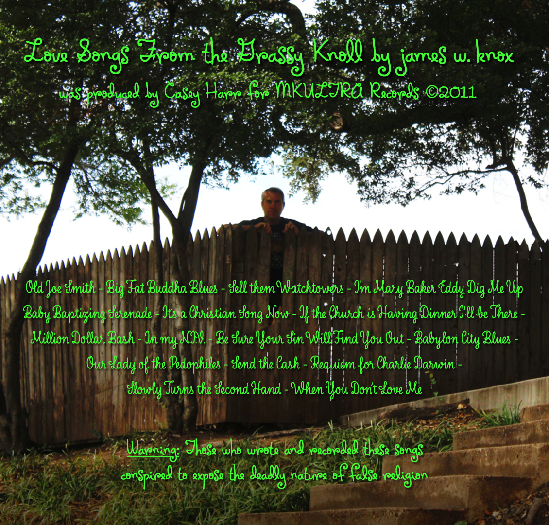 Love Songs from the Grassy Knoll (MP3 Download) - Full Album/Individual  Tracks