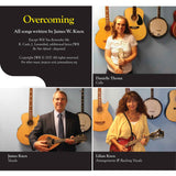Overcoming (Music CD)