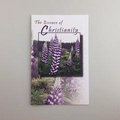 ENGLISH VERSION - The Essence of Christianity Booklet Tract