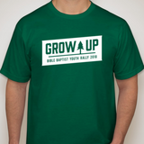 "2018 Youth Rally ""Grow Up"" T-Shirt"
