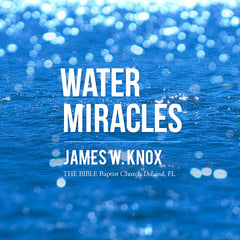 Water Miracles (MP3 Downloads)